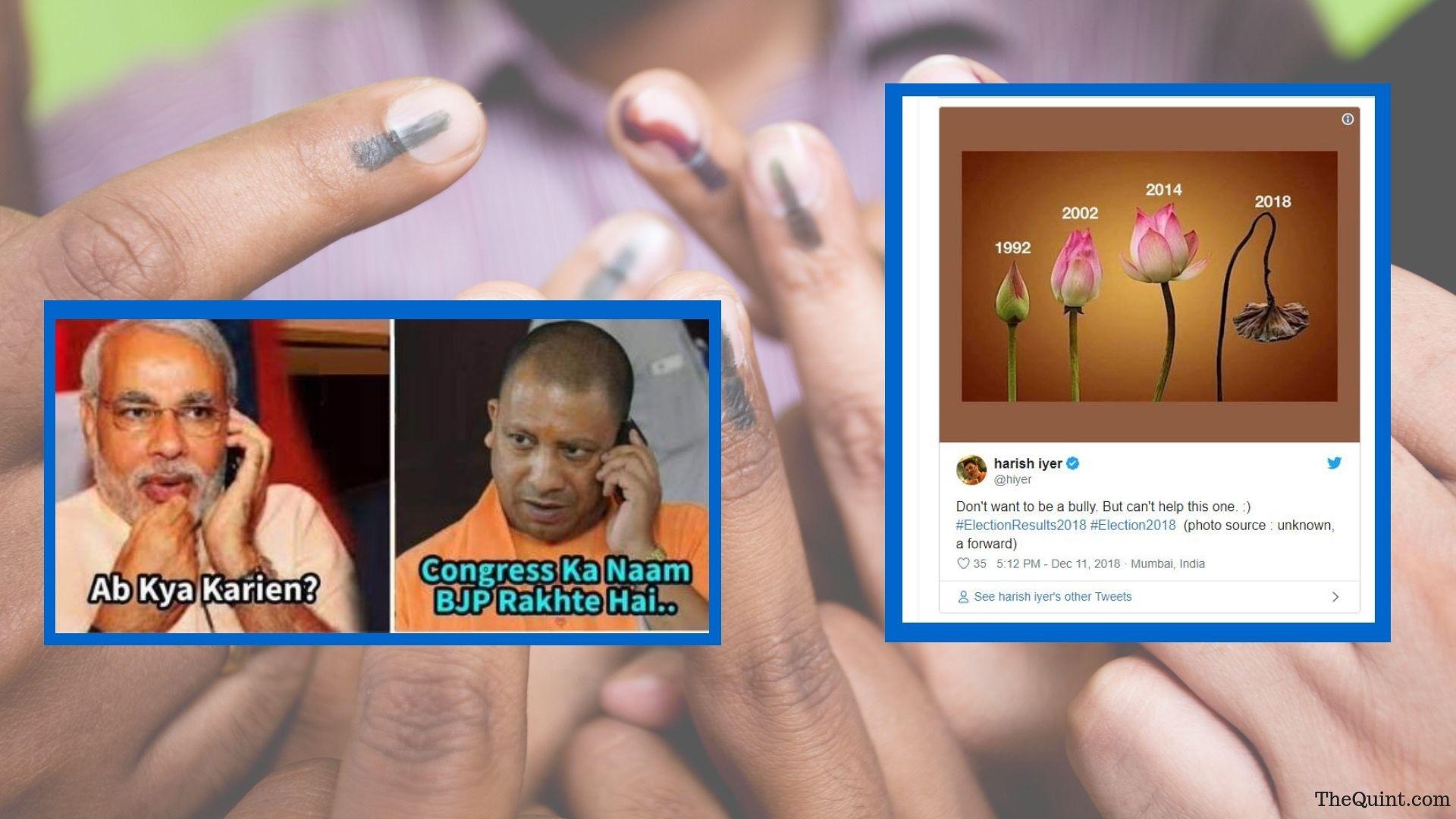 'Hamari Taraf Se Na Hai': Social Media Reacts to Election Results