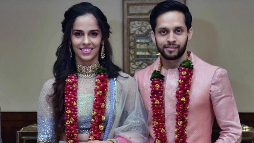 Saina Nehwal Weds Kashyap: A Mixed Doubles Pairing Made in Heaven