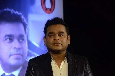 Music is my motivation: A.R. Rahman