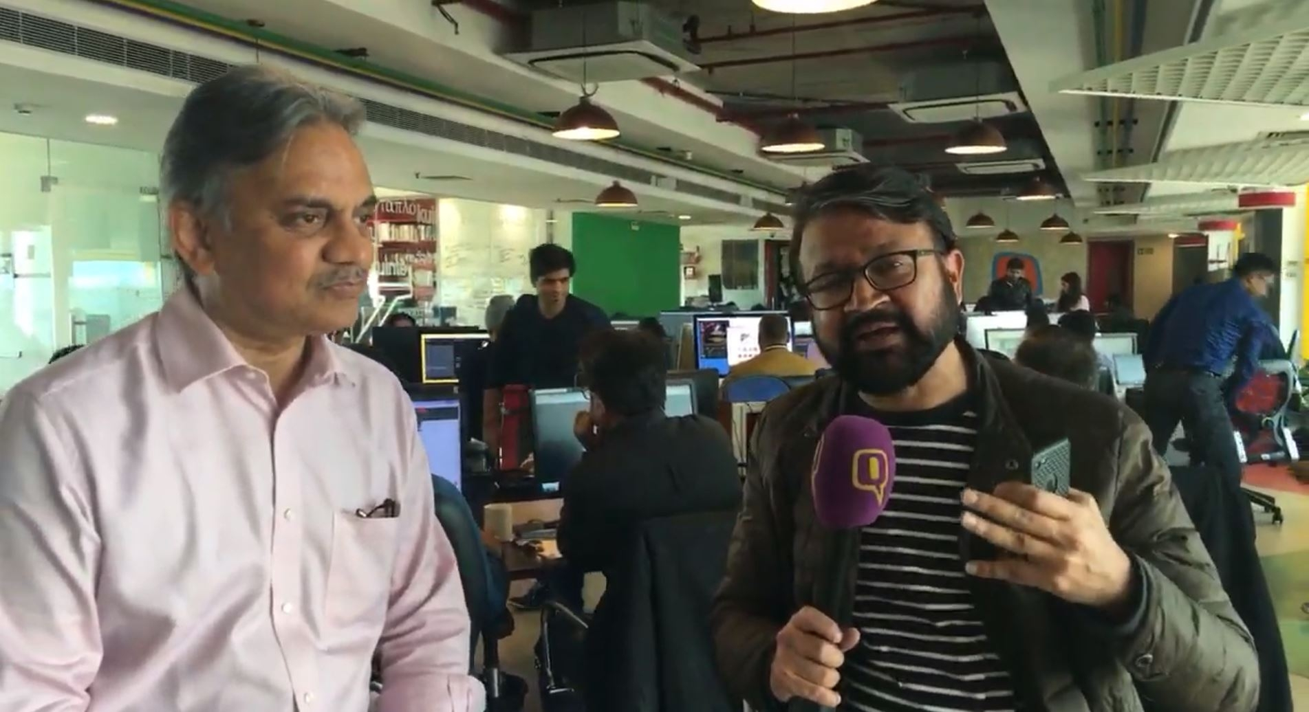 The Quint discusses Priyanka gandhi's appointment as the AICC General Secretary for Uttar Pradesh East