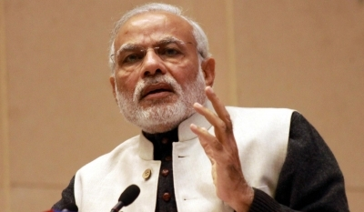 PM to auction his mementos, use funds for Namami Gange