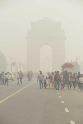 Alarming levels of heavy metals found in Delhi, Gurugram air