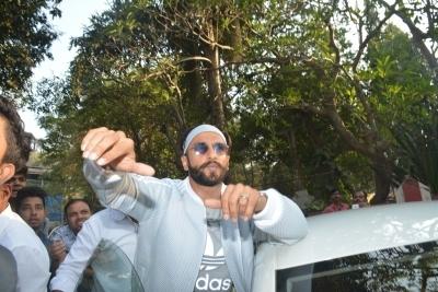 Rap used to naturally excite me: Ranveer Singh