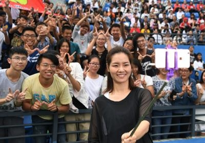 Li Na to figure in International Tennis Hall of Fame