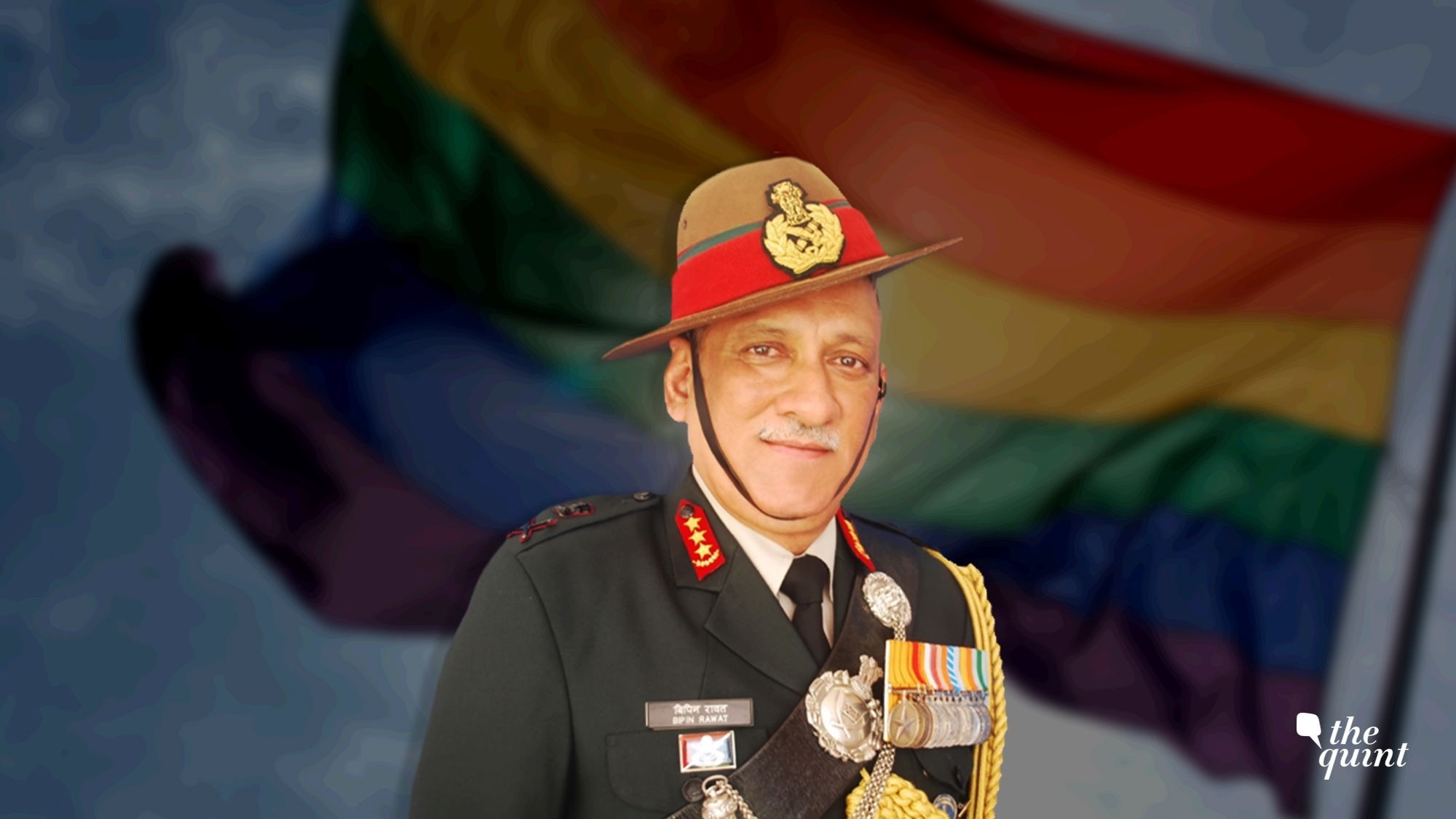 Indian Army Chief General Bipin Rawats Comments On Gay -8456