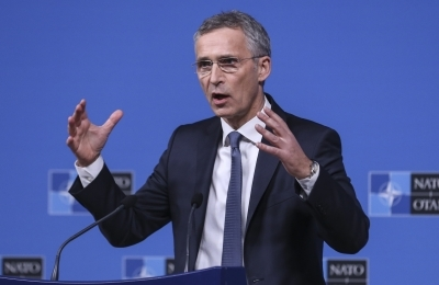 NATO head to attend EU defence ministers' meeting in Bucharest
