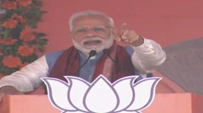Centre striving hard to develop eastern states: Modi