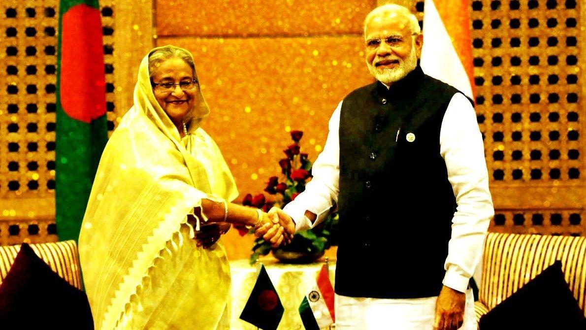 India-Bangladesh Ties Will Strengthen With Sheikh Hasina's Return