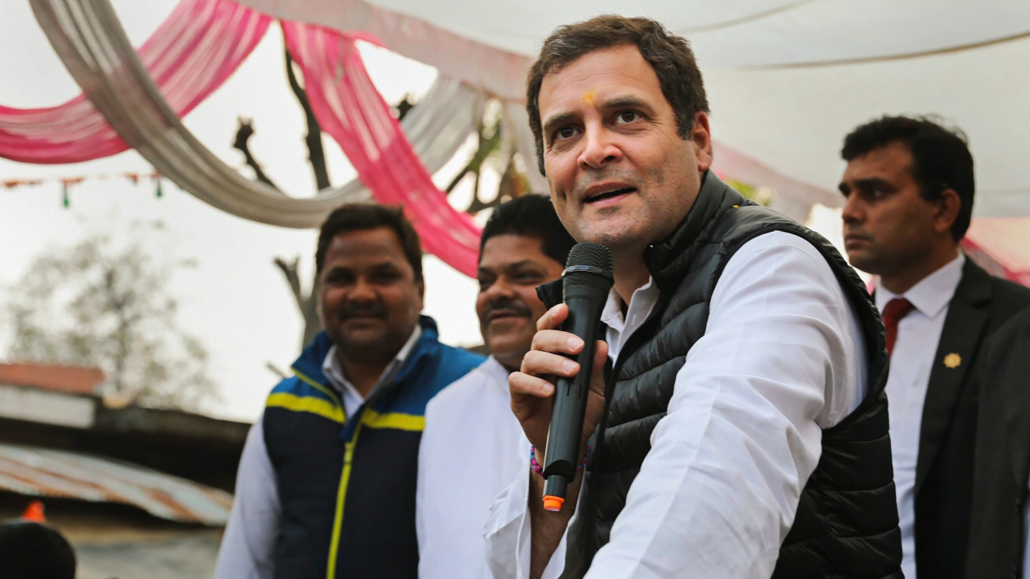 Besides Priyanka Gandhi, Rahul Makes Several Other Changes in Cong