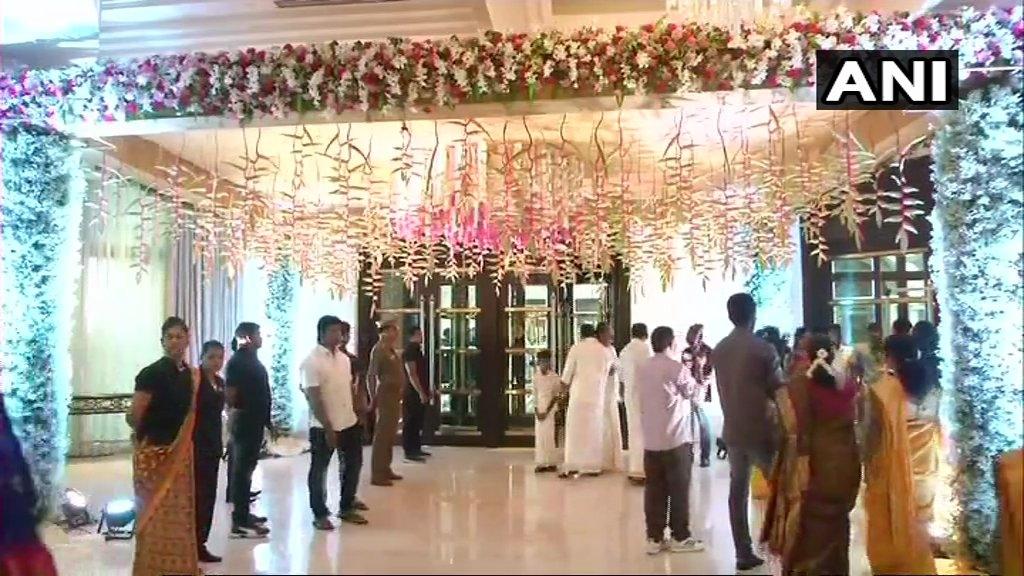Soundarya Rajinikanth-Vishagan Wedding Photos, Videos Live