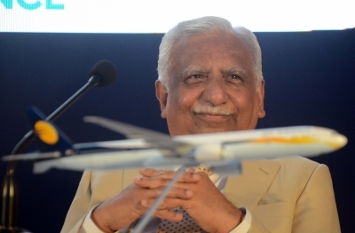 Ex-Jet Airways Head Naresh Goyal Booked for Cheating Travel Agency