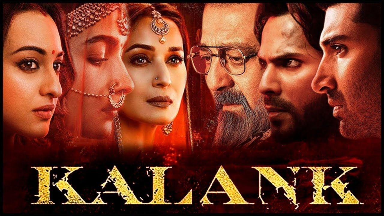 Image result for kalank hd poster