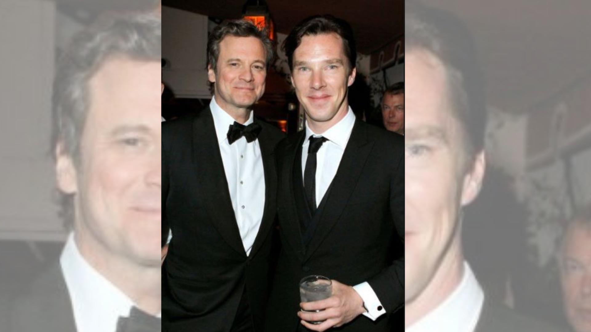Cumberbatch, Colin Fir...