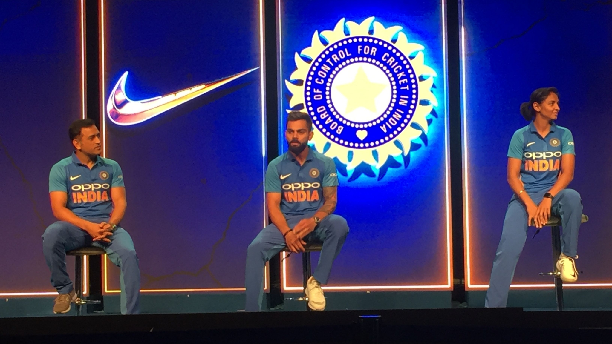 0ae992efa India s 2019 ICC World Cup Jersey Finds Few Fans on Twitter - The Quint