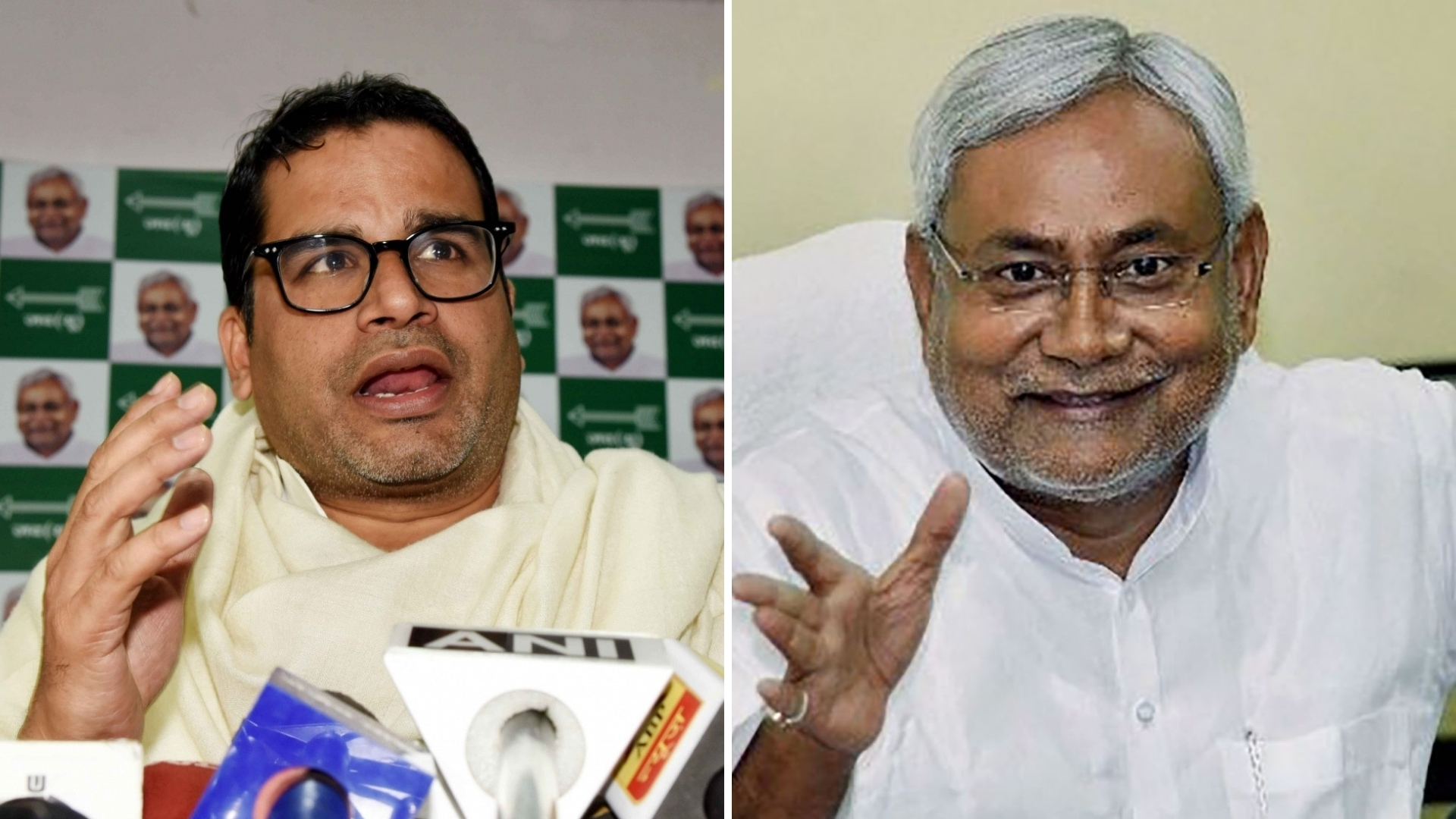 'Can Go if He Wants': Nitish Kumar's Caution to Prashant Kishor