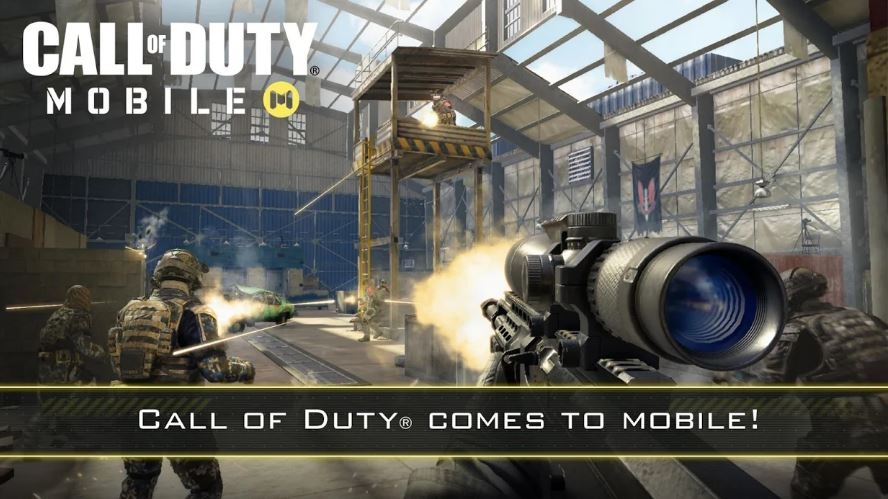 Call of Duty Mobile to Launch on 1 October to Rival PUBG
