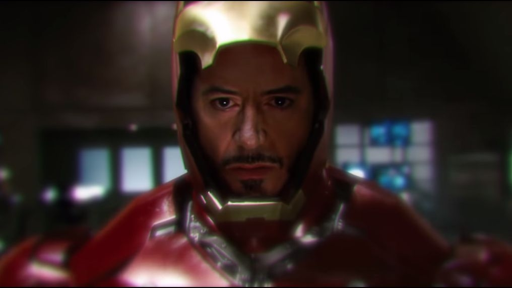 Avengers endgame credits sound reddit