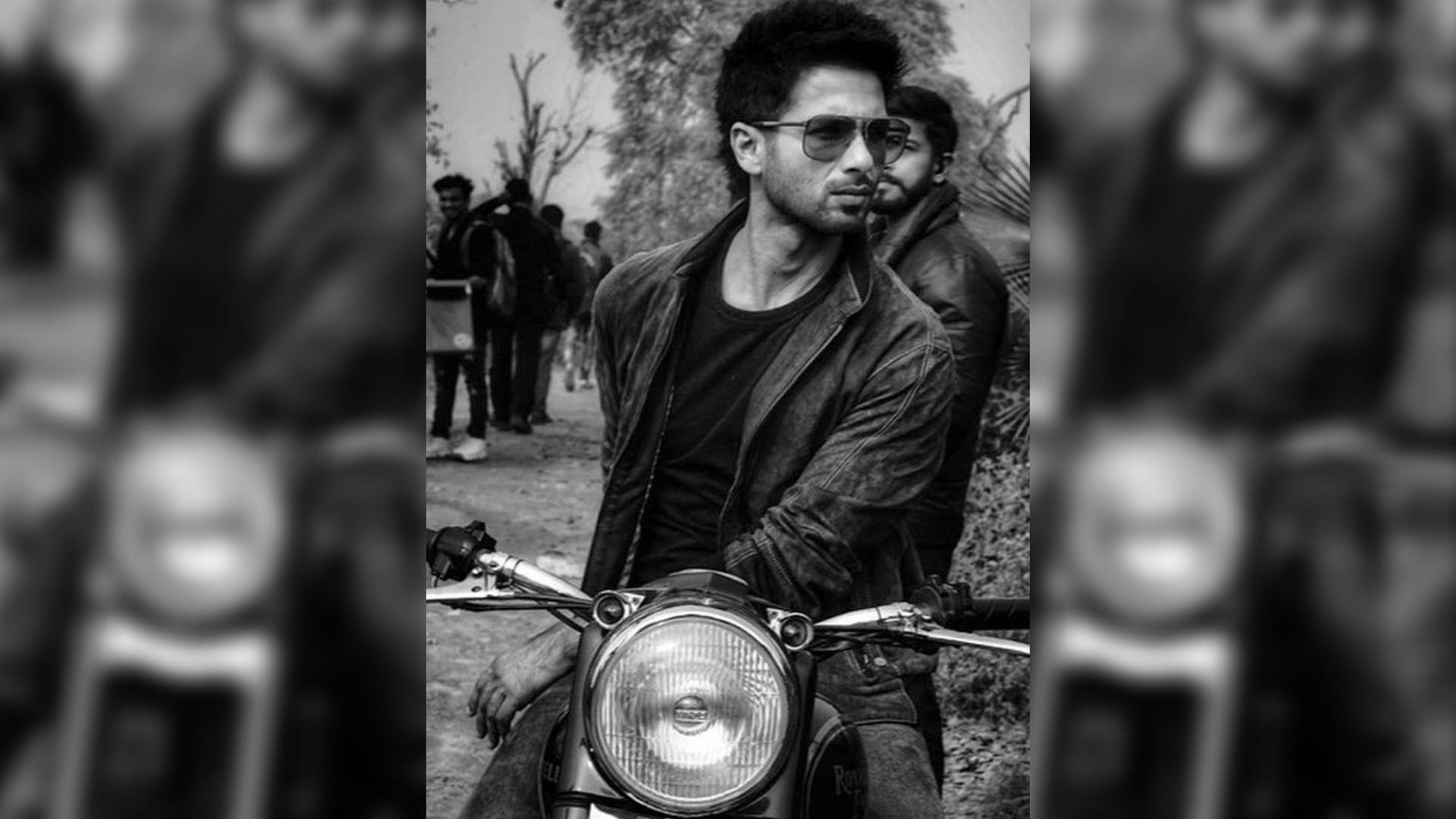 Kabir Singh Teaser Released Shahid Kapoor Broods In Arjun Reddy
