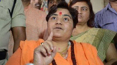 Pragya Thakur Calls Gandhi 'Son of the Soil', Says She Follows Him