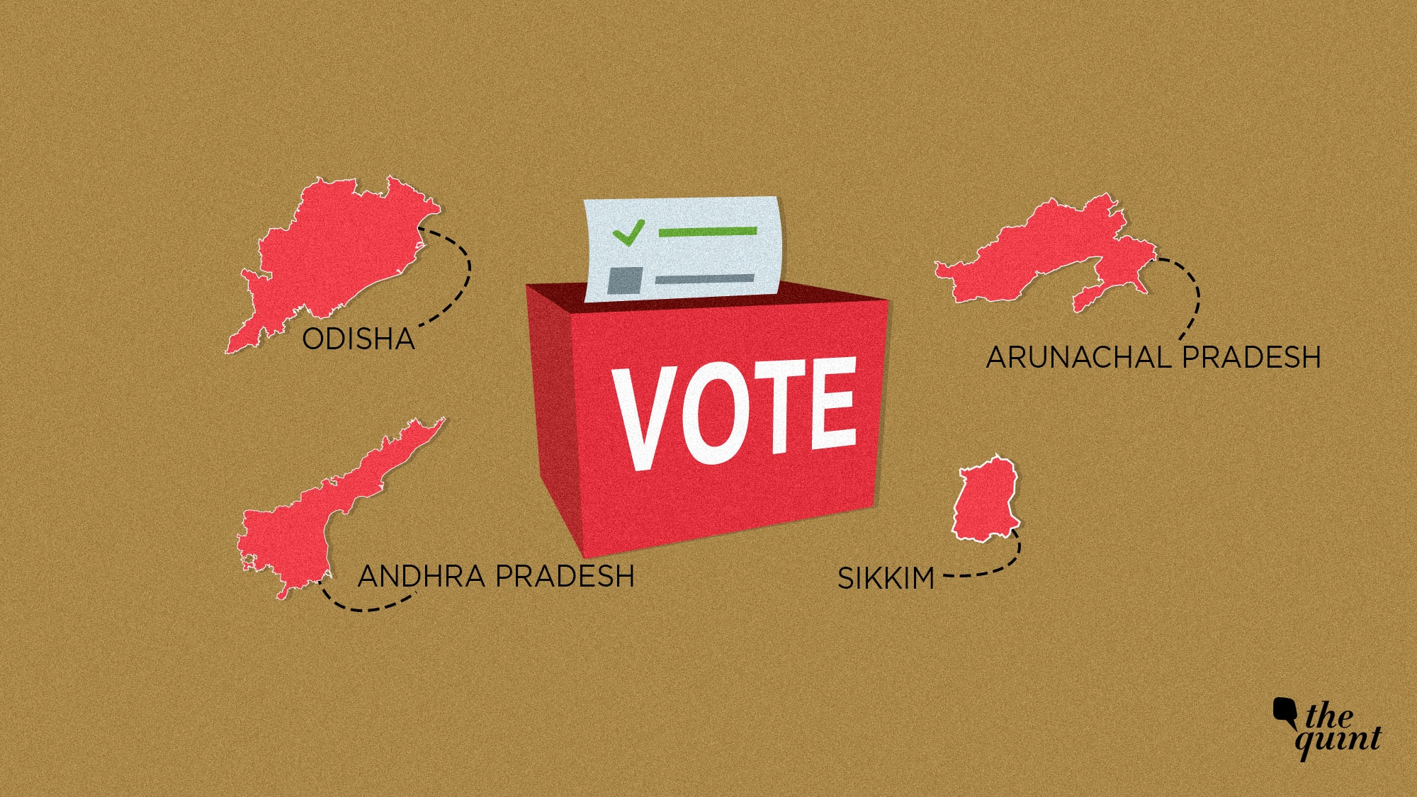 Andhra pradesh election results voting percentage