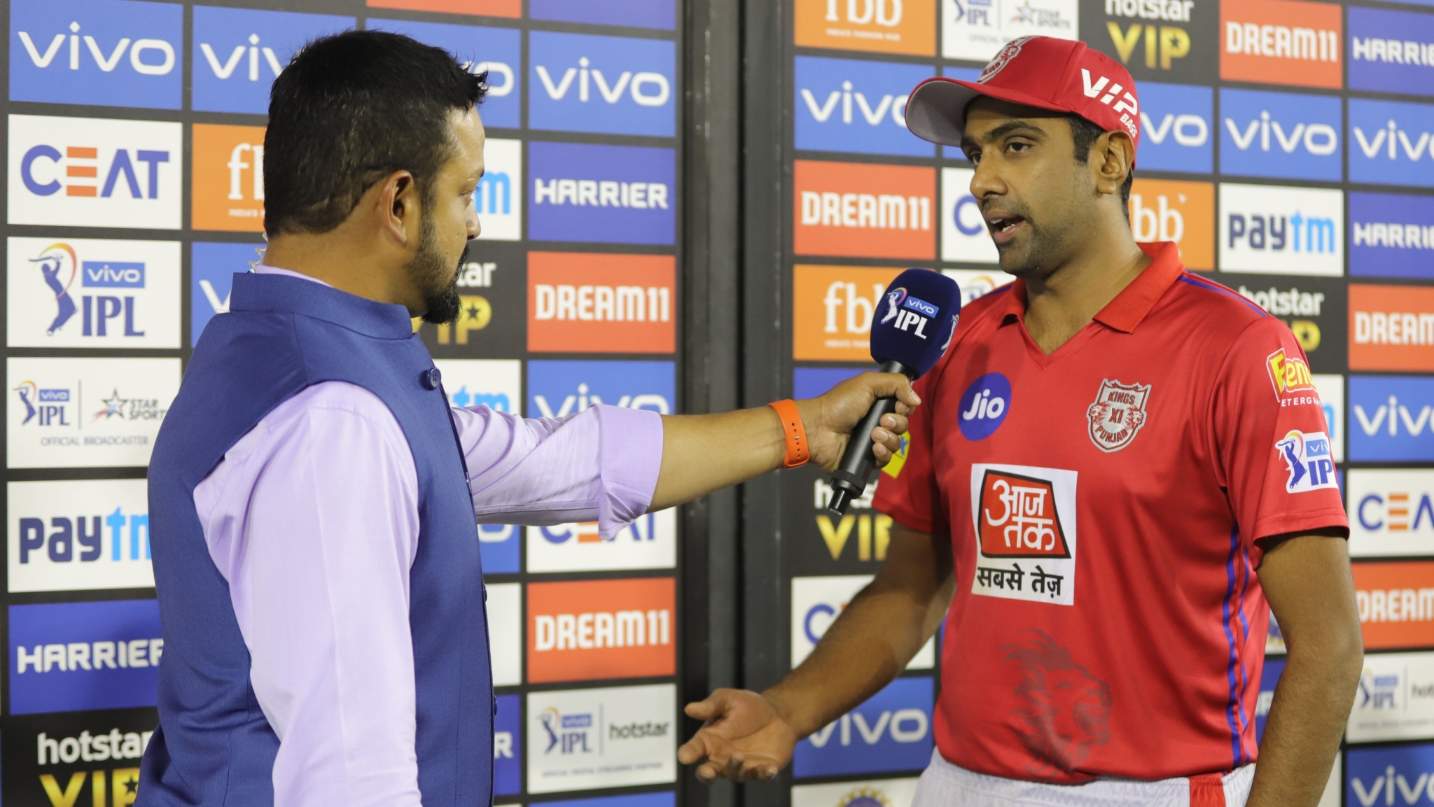 Image result for ashwin ipl post match presentation