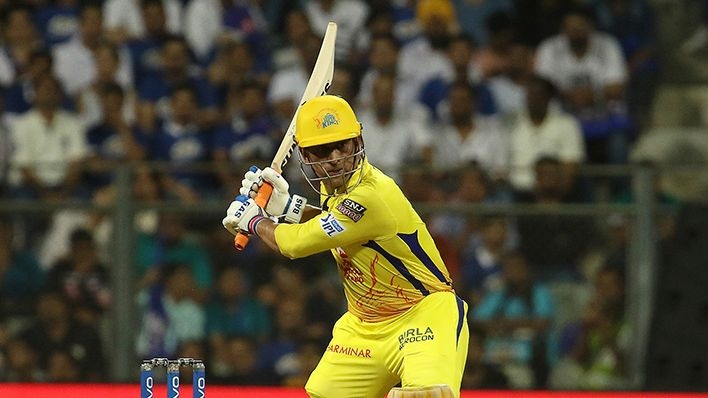 IPL 2019: MS Dhoni Gets To 4000 Runs For CSK, Only Second