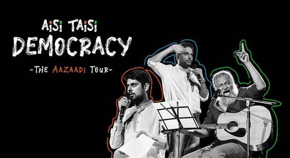 'If Not Modi, Then Who?' Comedians of Aisi Taisi Democracy Answer