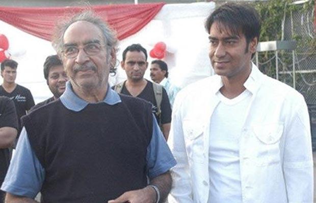 Can Feel You Beside Me: Ajay Remembers Dad Veeru on Death Anniv
