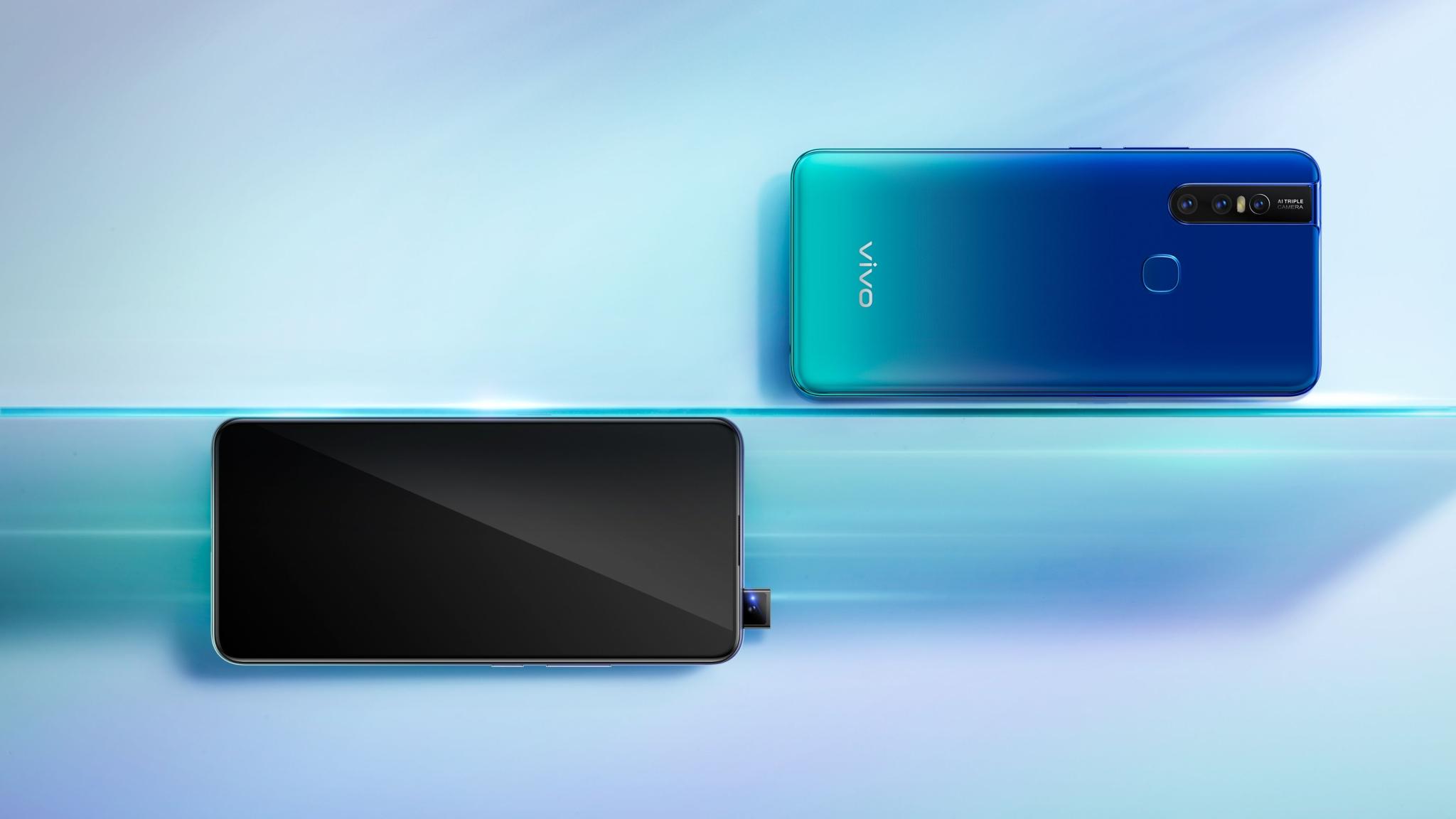B And B Auto >> vivo V15 Aqua Blue Variant Price in India, Camera, Feature ...
