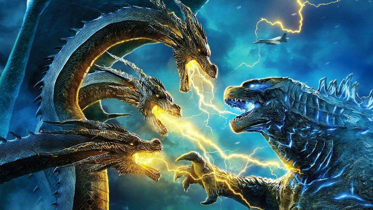 Politically Daft 'Godzilla 2' Offers Kaiju Action in Digital Muck