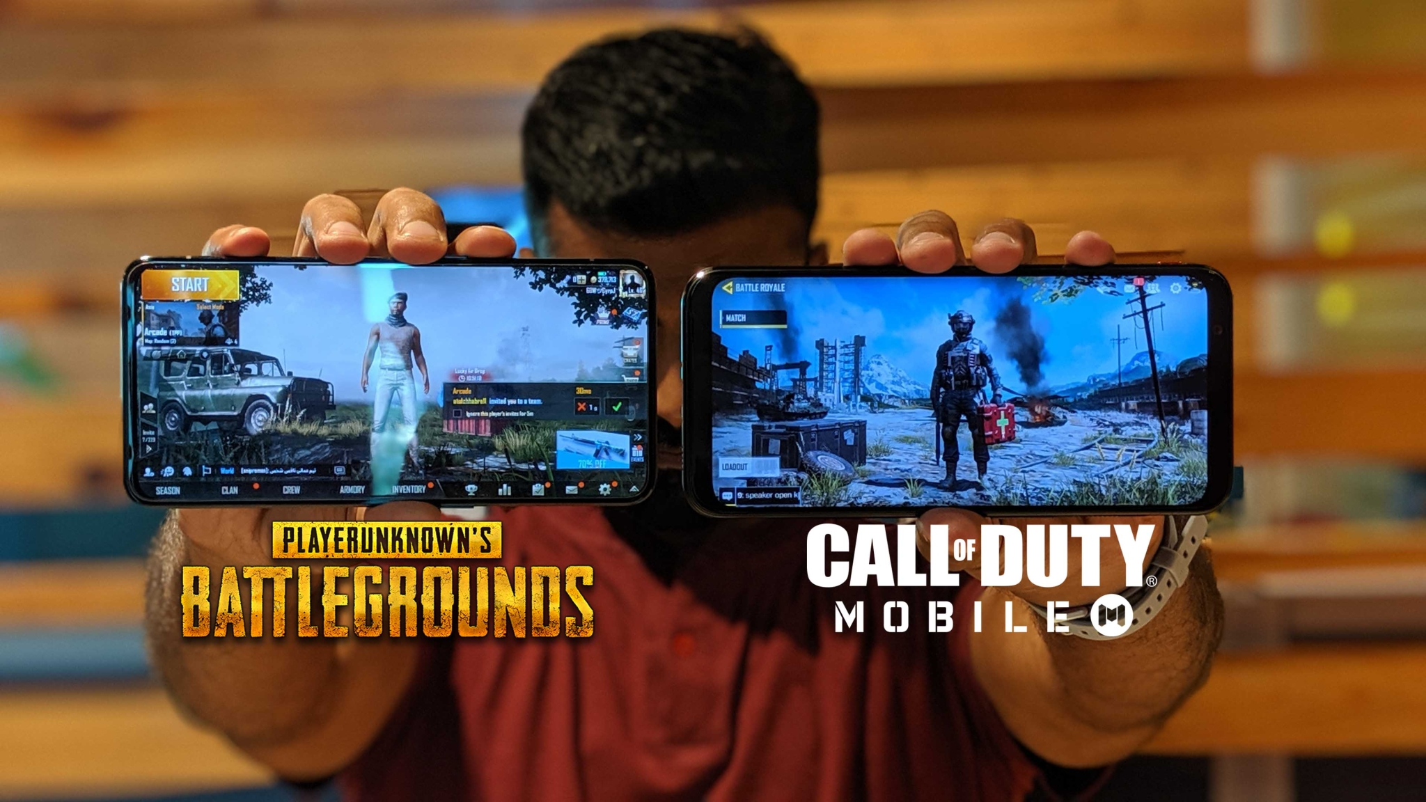 Call of Duty Mobile vs PUBG Mobile: The Ultimate Multiplayer Game?