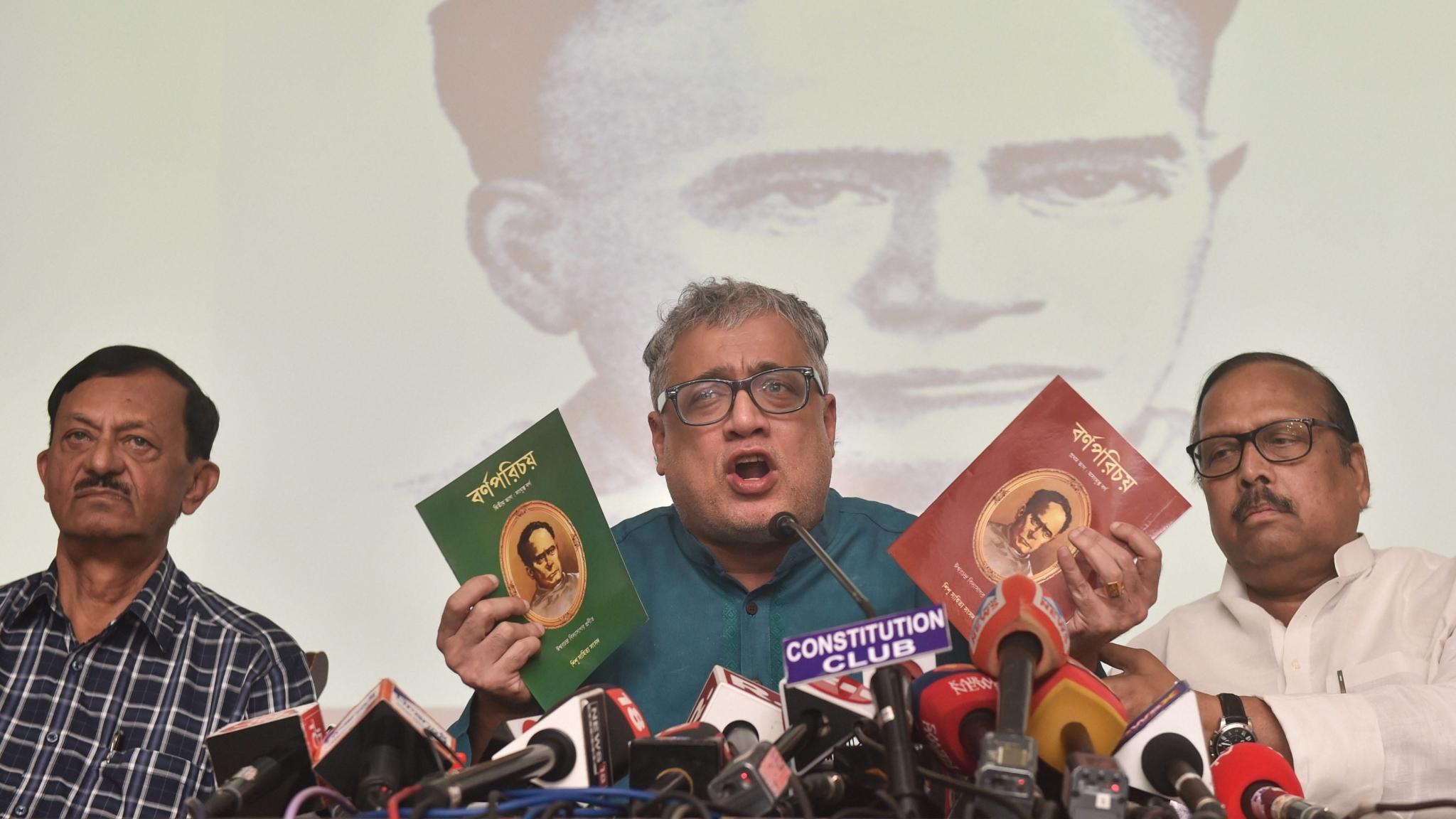 TMC Releases Video to Prove BJP Workers Destroyed Vidyasagar Bust