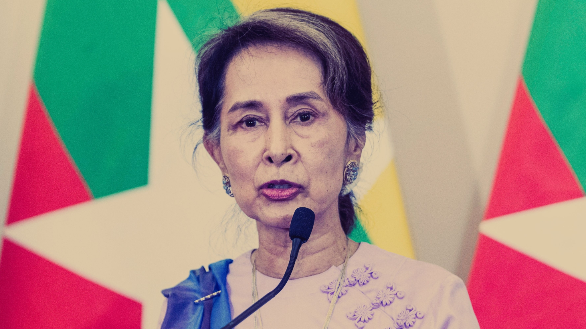 Aung Suu Kyi Might Be Prosecuted in Rohingya Violations: UN Expert