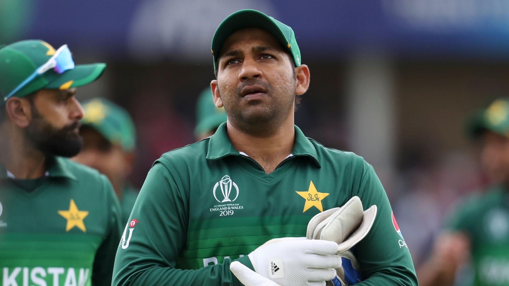Sarfaraz Bearing Brunt of Criticism as Pakistan Flops at World Cup