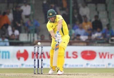 Finch's 153 guides Australia to 334/7 vs Sri Lanka