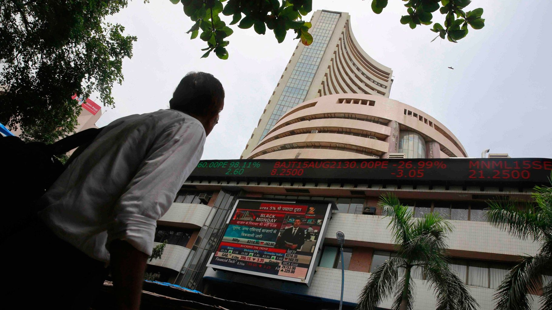 Sensex Loses 250 Points in Early Trade, Nifty Slips Under 11,000