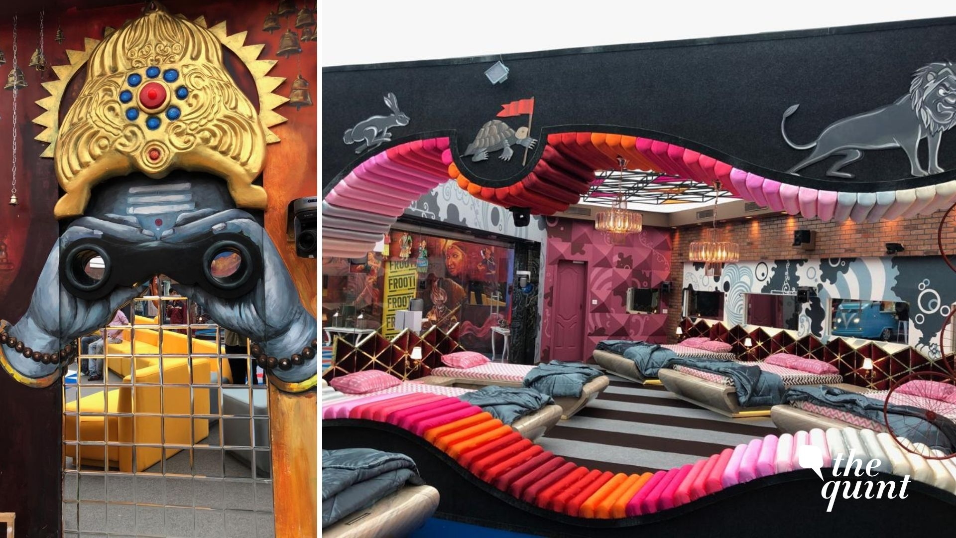 Bigg Boss Tamil 3 House Photos: First Look of House for Bigg Boss