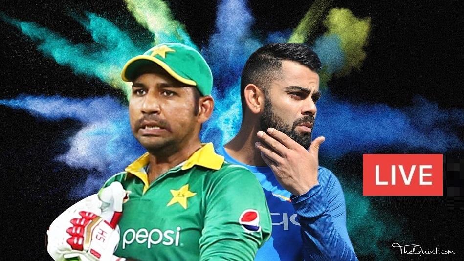 India vs pakistan world cup 2019 watch live match free