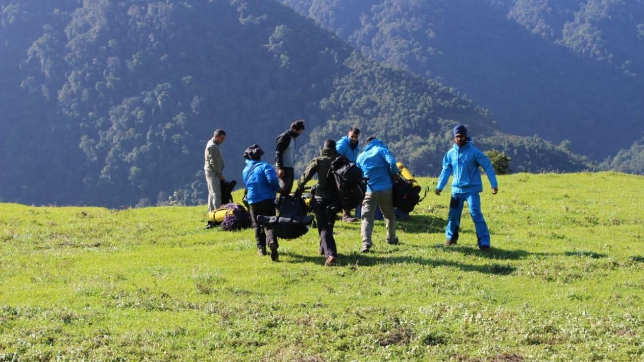 Effort to Retrieve Bodies of AN-32 Crew Delayed Due to Bad Weather