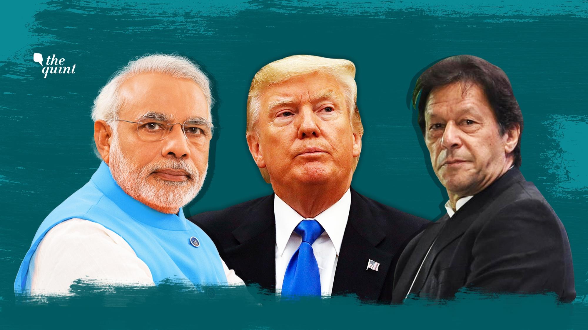 Trump to Meet Pak PM Imran on Monday, PM Modi on Tuesday in NY