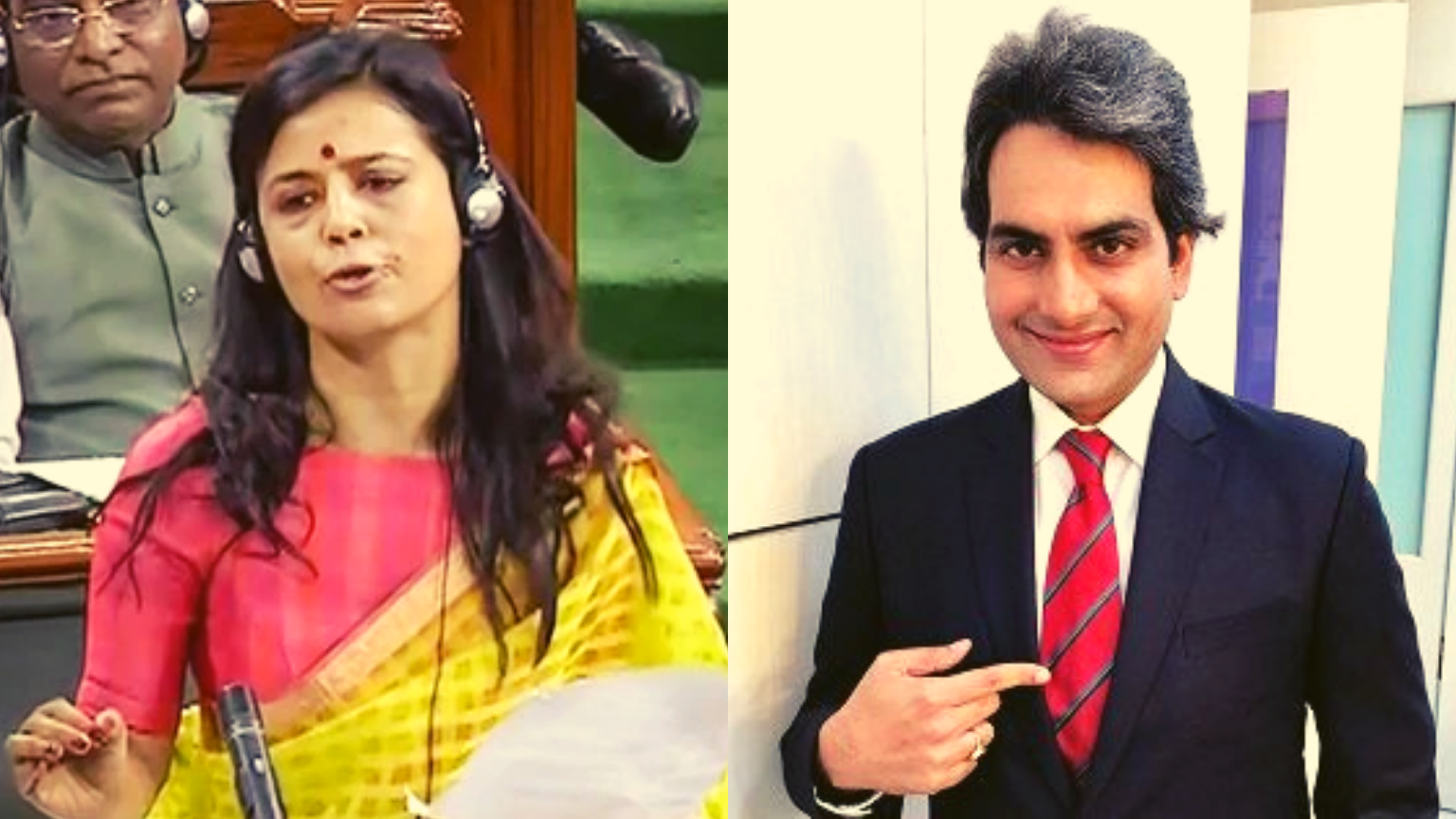 HC Quashes Stay On Mahua Moitra's Case Against Sudhir Chaudhary