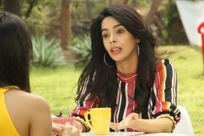When a producer wanted to fry eggs on Mallika's belly