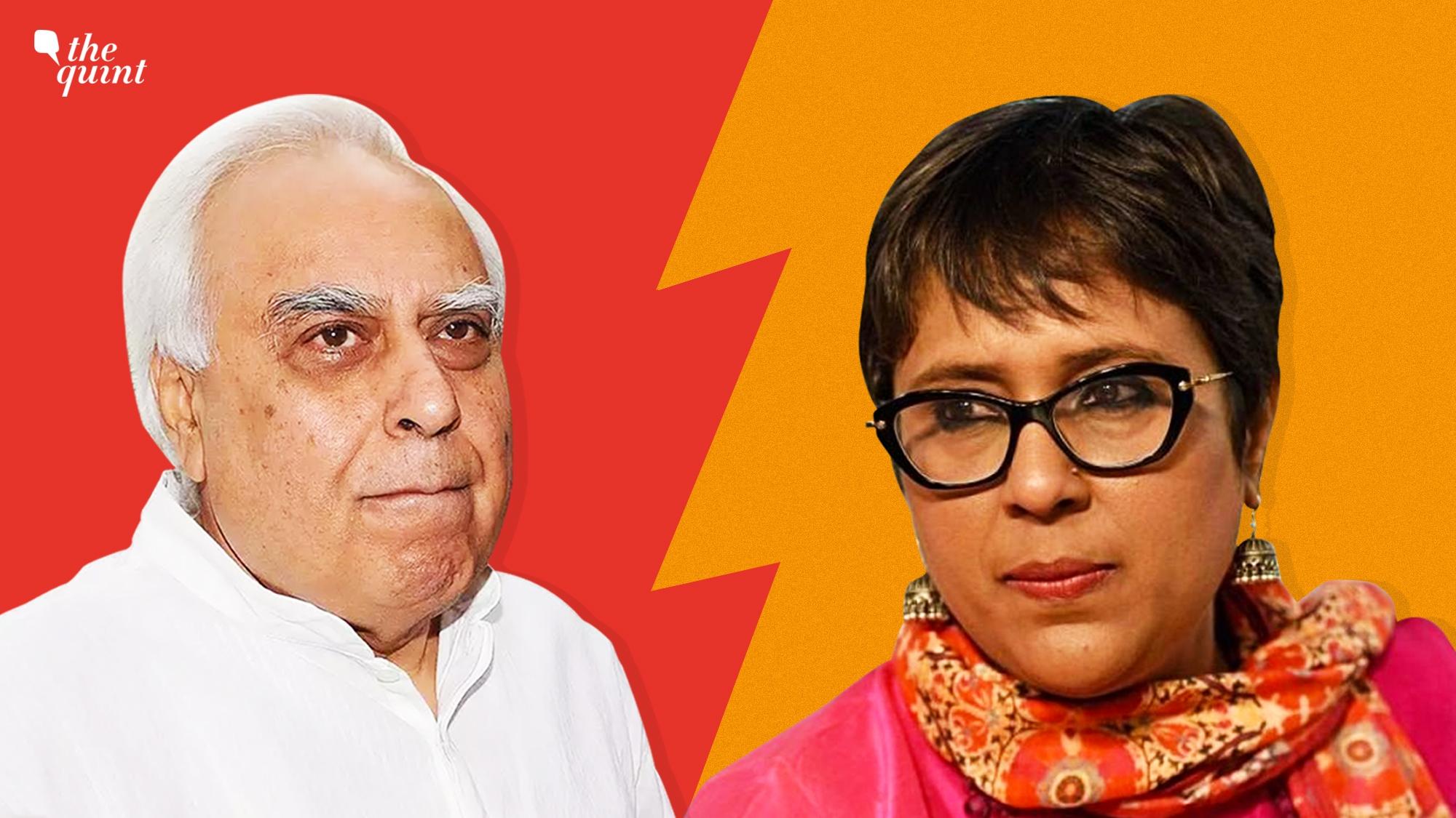 Barkha Dutt Threatens Lawsuit Against Kapil Sibal & Wife For Fraud