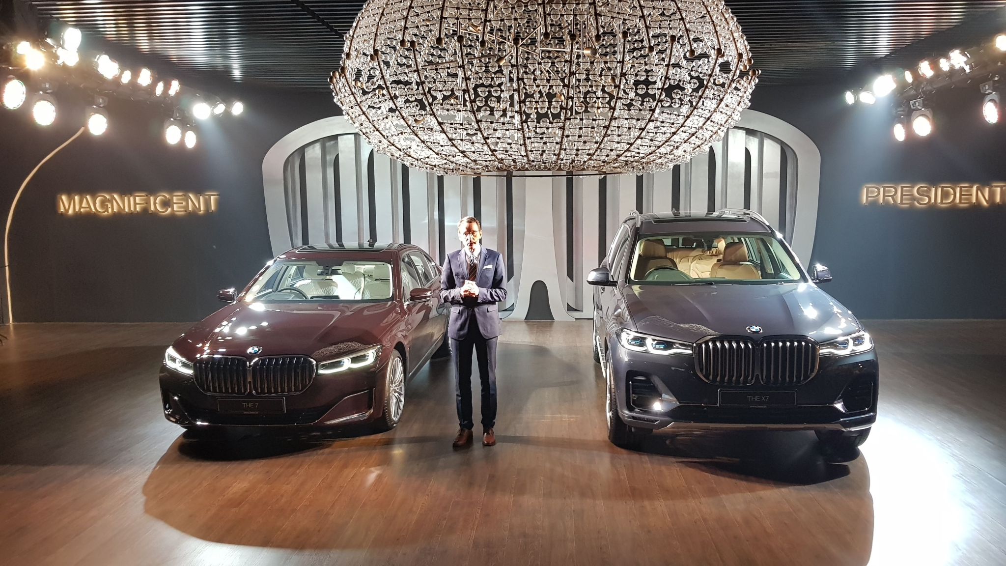 BMW 7 Series and X7 SUV Launched in India, Includes Hybrid Model
