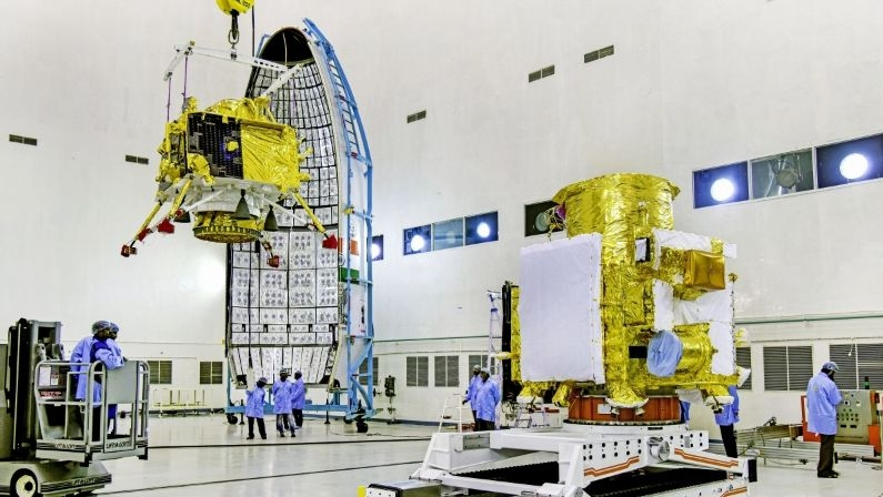 Chandrayaan-2 Launch: Countdown Begins for India's Moon Mission