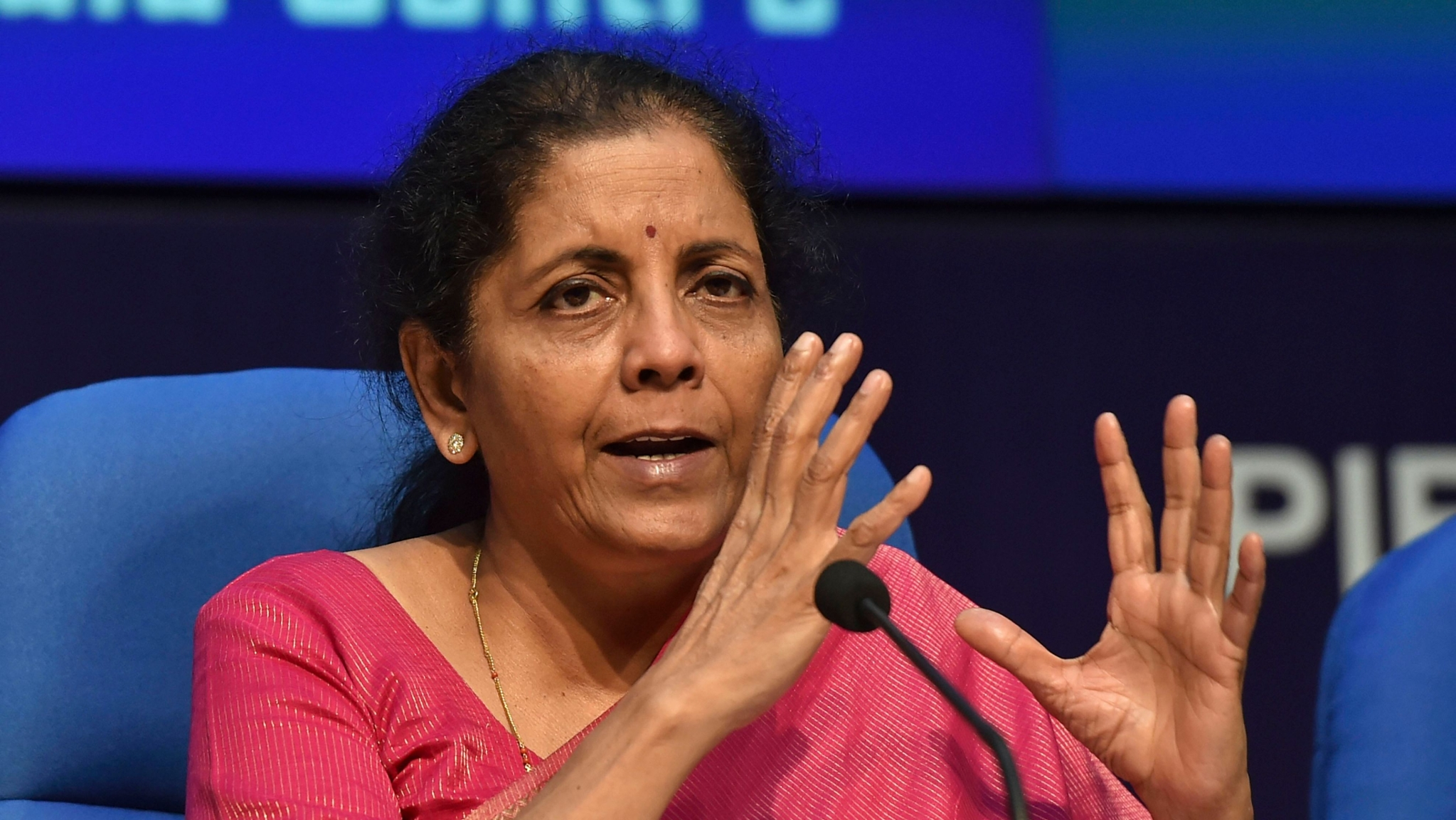 No Uncertainty on Merger; It's Going as per Schedule: Finance Min