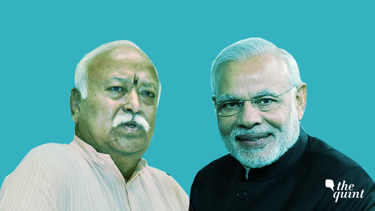 RSS 'Angry' Over BJP Leaders' List of Controversial Statements