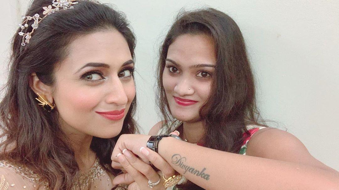 Divyanka Tripathi Overwhelmed as Fan Gets Her Face & Name Tattooed