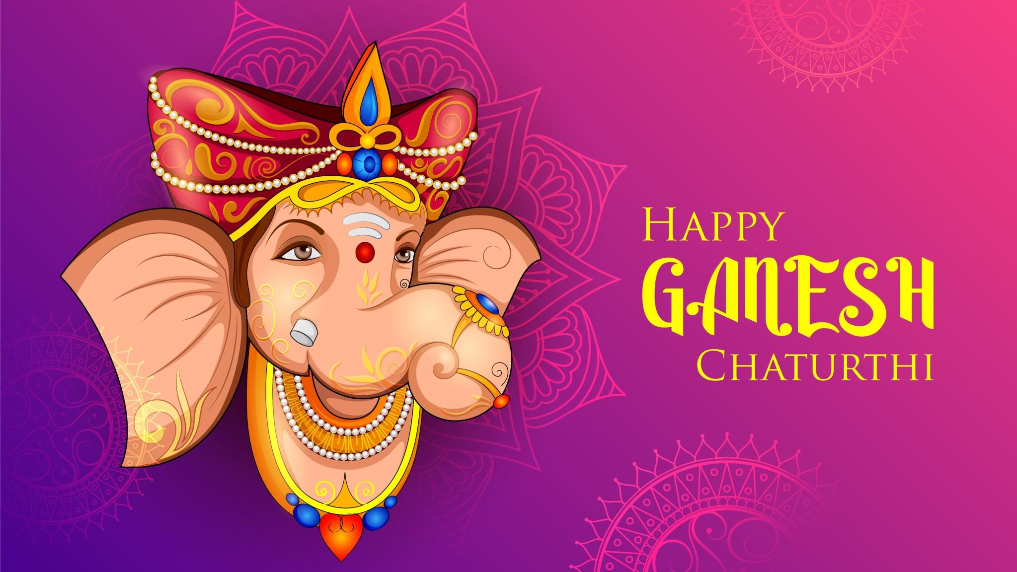 Ganesh Chaturthi Wishes Hindi,English,Marathi,Kannada,Telugu ...