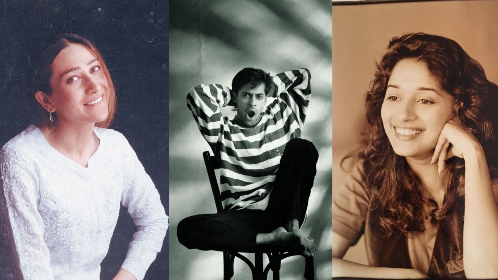 Bollywood Gets Real, Without Makeup: Rare Pics of the Stars